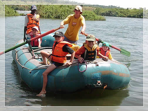 Jinja city tour & Aquatic adventure